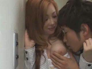 Japonais ado baise à école vidéo