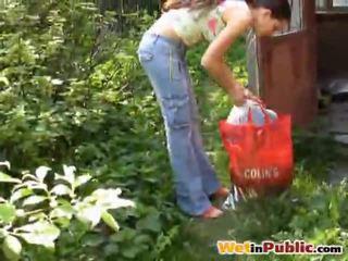 Road malaking suso beyb urinated herself