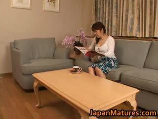 Eri nakata japonesa mamá