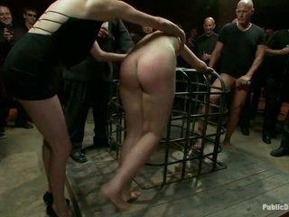 sex na verejnosti, bondage sex, disciplína, sadizmus