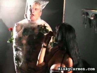 Mezclar de female dominación movs desde fetichista carmen