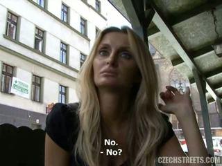 체코의 streets - lucka 입 비디오