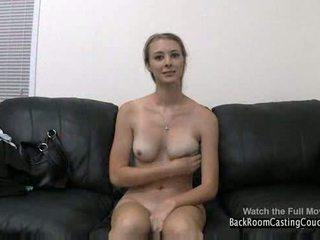 young, audition, slut, blowjob