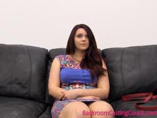 Seksual psychology 101 - pencarian karakter kursi sofa lesson dengan painal
