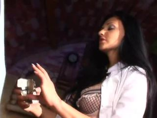 The Hot Bisexual Angelika Having A Great Fun With A Lucky Guy And A Friend