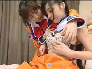 Japón lesbianas adolescentes vídeo
