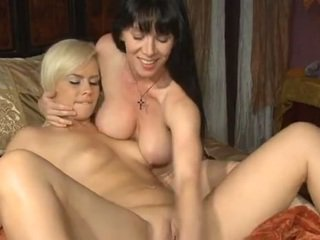 lesbian, masturbation, hardcore