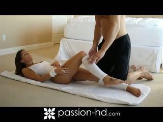 Sexy aerobik cvičenie