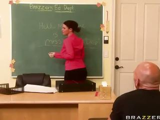 you sophie dee, real busty teacher