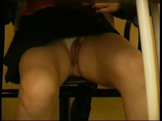 Mature Teacher and Young Student Video