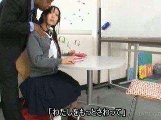 vidět japonec, skutečný školačky hq