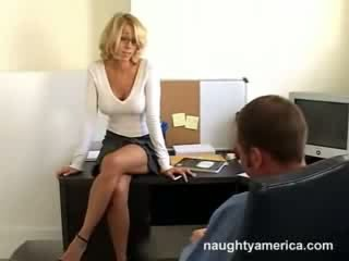 Grate fuck at the office