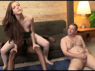 cuckold, pussy fucking, big cock
