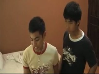Jesse Fuck Two Horny Asian Lad