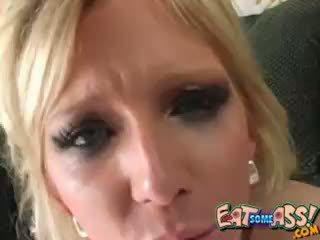 blowjob ikaw, hq cumshot, blonde