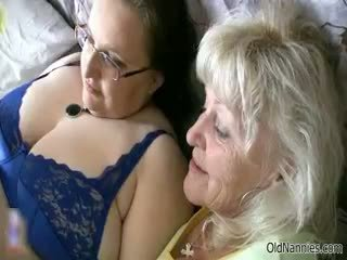 brunette, bbw, granny, lesbian