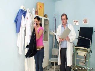 Sandra Visits Kinky Clinic