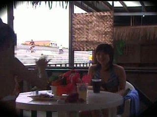 Massage In Beach Club(japanese)4a