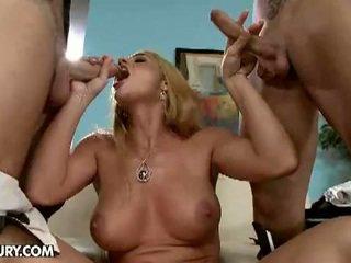 any big dick, most double penetration, hot big boobs thumbnail