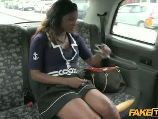 taxi, ebony, car