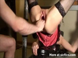 Sic flics pussy dilation for horny amateur wives