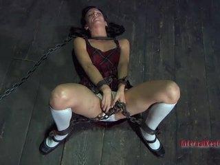 Painful רגליים worshipping