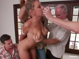 Youngster Lizzy London Has Fucked By Mature Lads