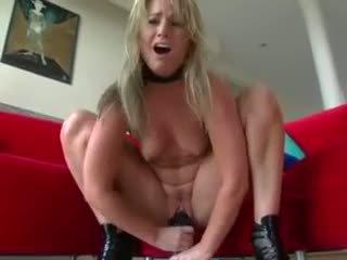 great squirting fun, fresh cum, solo all