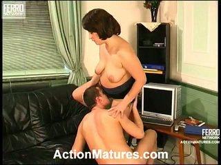 brunetta, sesso hardcore, cazzo duro
