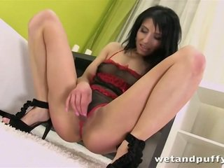 most tits, great solo full, fun pussy