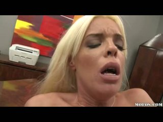 Sensually Hawt Jordan Blue Receives Her Pussy Drilled Hard By A Meaty Hard Cock