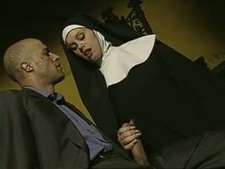 جنسي, مقرف, الإيطالي, nuns