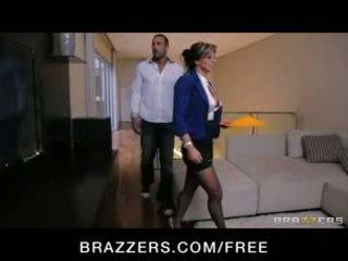 Esperanza gomez - sexy espanhola real estate agent fucks dela cliente para fazer um venda