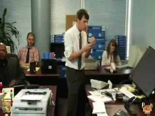 The kancelář 02 ashlynn brooke, faye reagan, gianna michaels, jenny hendrix, nika noire, sadie west