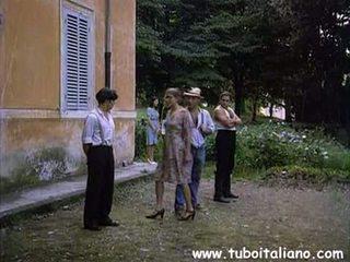 Italijanke amaterke troia di campagna 2