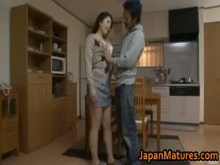 Ayane asakura mini etek anal creampie model has seks part5