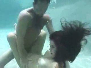 sex, underwater