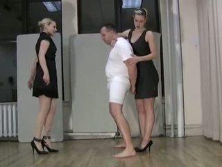online cbt, watch heels more, fetish