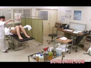 japanilainen, lääkäri, potilas