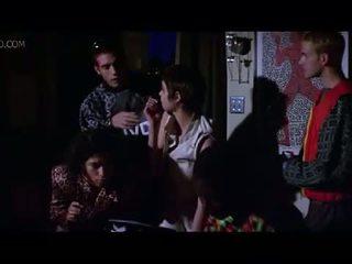 المشاهير angelina jolie جانب المعتوه و جنس مشهد