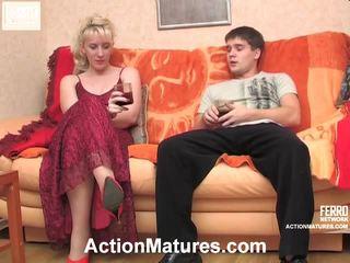 Silvia и maximilian неприятен възрастни действие