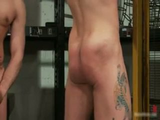 Phenix And Trent In Very Outlandish Gay Porn Thraltaskmaster 9 By Boundpride