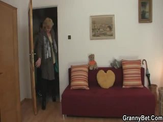 reality, old clip, check grandma scene
