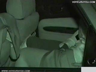 Ekte amatør dag natt bil sex