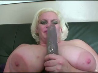 BBB Fever: Hot mature with mega boobs