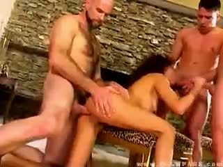 Olivia del rio banged nga tre dudes