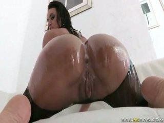 Luscious porno ster franceska jaimes groot bips pounded