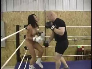 Nude Mixed Boxing