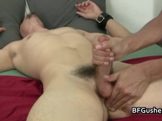 watch gay stud jerk check, gay studs blowjobs, quality gay masturbation check