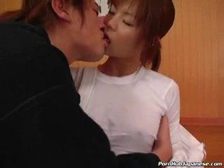 Nasty Japanese Bitch Fucking And Sucking